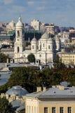 Panorama miasto 2 Zdjęcia Stock