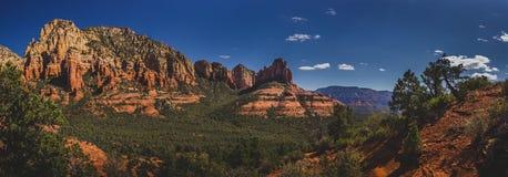 Panorama mormon de canyon photo libre de droits