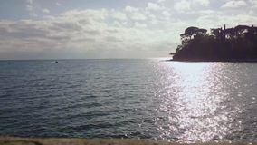 Panorama morze zbiory