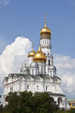Panorama Of The Moscow Kremlin Royalty Free Stock Photo