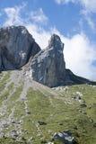 Panorama from Mount Pilatus, Switzerland Royalty Free Stock Image