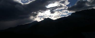 panorama mountain Zdjęcie Stock