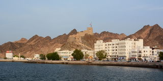 Muscat The Capital Of Oman Stock Photo 30081987 - Megapixl