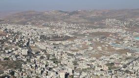 Shomron Samaria, West Bank stock video