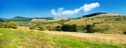 panorama- natur Royaltyfri Fotografi