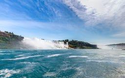 Panorama Niagara Falls fotos de stock