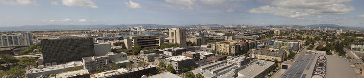 Panorama Oakland Photos stock