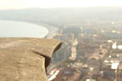 Panorama od balkonu Zdjęcie Stock