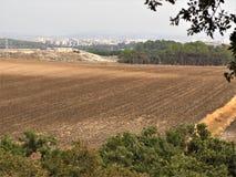 Panorama od mój domu Fotografia Stock