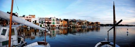 Free Panorama Of A Coast Village Stock Photos - 13626873