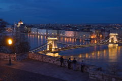 Free Panorama Of Budapest Royalty Free Stock Photo - 1078835