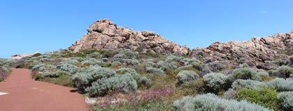 Panorama Of Canal Rocks West Australia Royalty Free Stock Photos