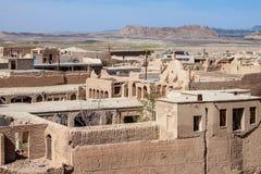 Panorama Of Desert Town Naein Royalty Free Stock Photo