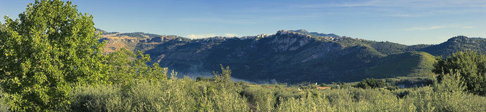Free Panorama Of Italian Nature Stock Photos - 5819793