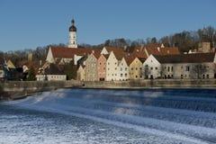 Free Panorama Of Landsberg Am Lech Royalty Free Stock Photos - 36696008