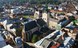 Free Panorama Of Lvov Stock Images - 16442504