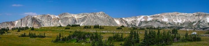 Free Panorama Of Medicine Bow Peak Royalty Free Stock Photo - 92728335