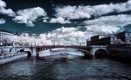Free Panorama Of Paris Stock Photo - 29012580