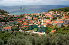 Free Panorama Of Petrovac, Montenegro Royalty Free Stock Image - 15568386