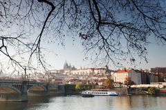 Free Panorama Of Prague Royalty Free Stock Image - 28108386
