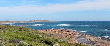 Free Panorama Of Skippy Rock Coast Augusta West Aust. Stock Photos - 27734523