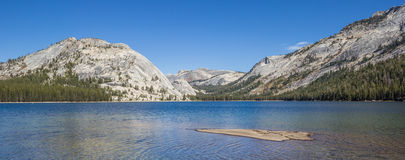 Free Panorama Of Tenaya Lake In Yosemite National Park Stock Photos - 65929993