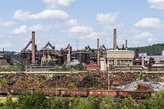 Free Panorama Of Volklingen Ironworks In Saar Stock Images - 75740134