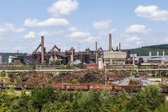 Free Panorama Of Volklingen Ironworks In Saar Royalty Free Stock Photos - 75740168