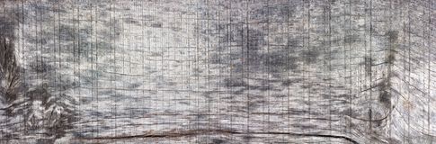 Panorama of old wood texture royalty free stock photo