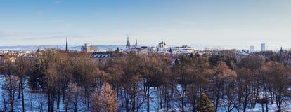 Panorama of Olomouc. Olomouc, Olomouc Region, Czech Republic Stock Image
