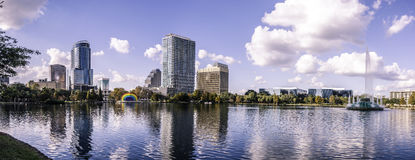Panorama of Orlando Royalty Free Stock Photos