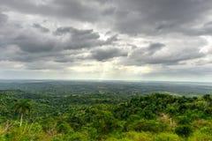 Panorama Over Soroa, Cuba Royalty Free Stock Images