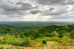 Panorama over Soroa, Cuba Stock Photos