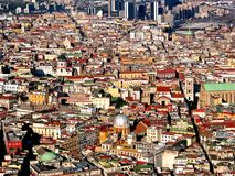 Panorama of Palermo Royalty Free Stock Photography
