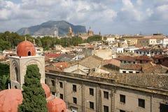 Panorama Palermo Fotos de archivo