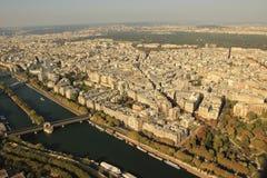 Panorama of Paris Stock Photo