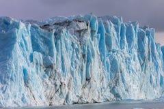 Panorama Perito Moreno lodowiec Fotografia Royalty Free