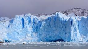 Panorama Perito Moreno lodowiec Obraz Royalty Free