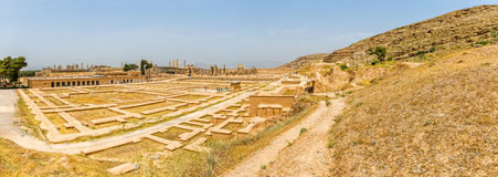 Panorama of Persepolis Royalty Free Stock Photography