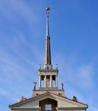 Panorama piqué image stock