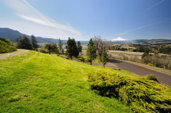 Panorama point county park Royalty Free Stock Photos