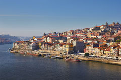 Panorama of Porto Royalty Free Stock Images
