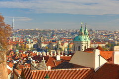 Panorama, Prague Castle, Prague, Czech Republic Royalty Free Stock Photo