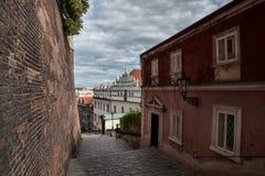 Panorama of Prague, Royalty Free Stock Image