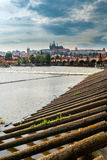 Panorama of Prague, Czech Republic. Royalty Free Stock Photography