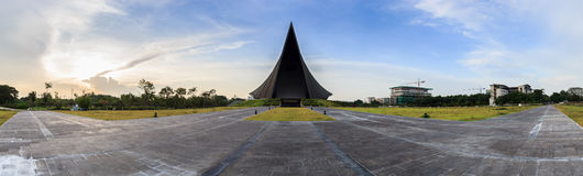 Panorama, Price Mahidol Hall Stock Photos