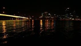 Panorama przesmyki Bridżowy Perth zbiory