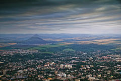 Panorama of Pyatigorsk Stock Photo