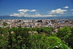 Panorama Rome Stock Foto's