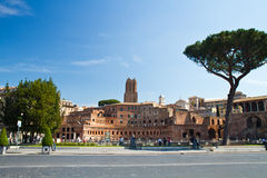 Panorama of Rome Stock Images